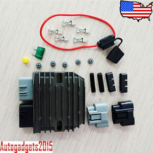 REGULATOR RECTIFIER KIT For SHINDENGEN MOSFET Replace#  FH012AA FH020AA