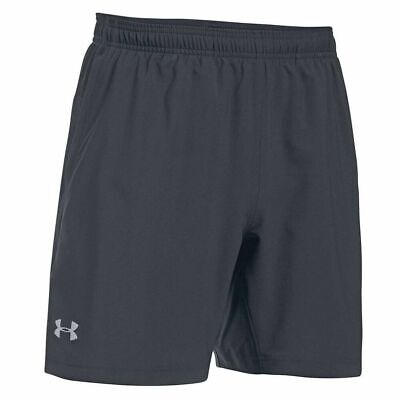 Original Under Armour Men's Shorts Black Gym Training/Running Sports Workout