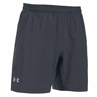 Original Under Armour Men's Shorts Black Gym Training/Running Sports Workout