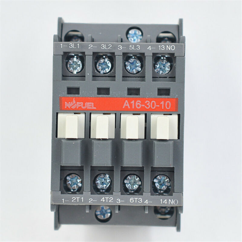 A16-30-10 Contactor AC120V 16A Directly replace for ABB Contactor A16-30-10