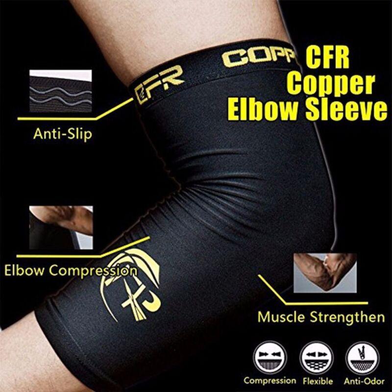 Copper Elbow Arm