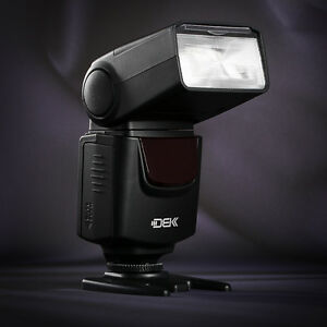 Flash Speedlite For Canon 430EX 580EX II 600D 7D 5D 1100D 1000D 600D 550D 500D