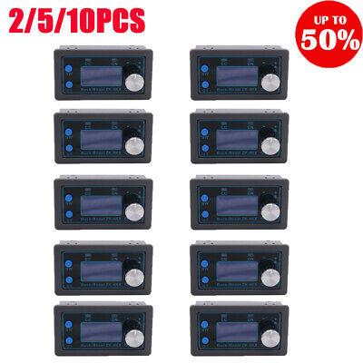Cnc Dc Dc Buck Boost Converter Cc Cv 0.5-30a Regulated Power Module 2510pcs