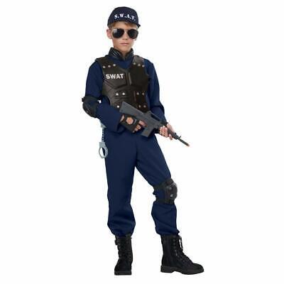 Junior SWAT - Child Police Costume - California Costumes