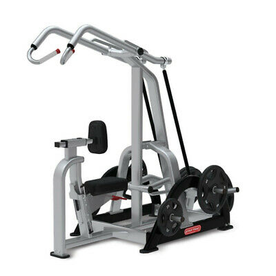 Star Trac LEVERAGE HIGH ROW Gym Lat Back Exercise Weight Stack Machine for sale  Shipping to Nigeria