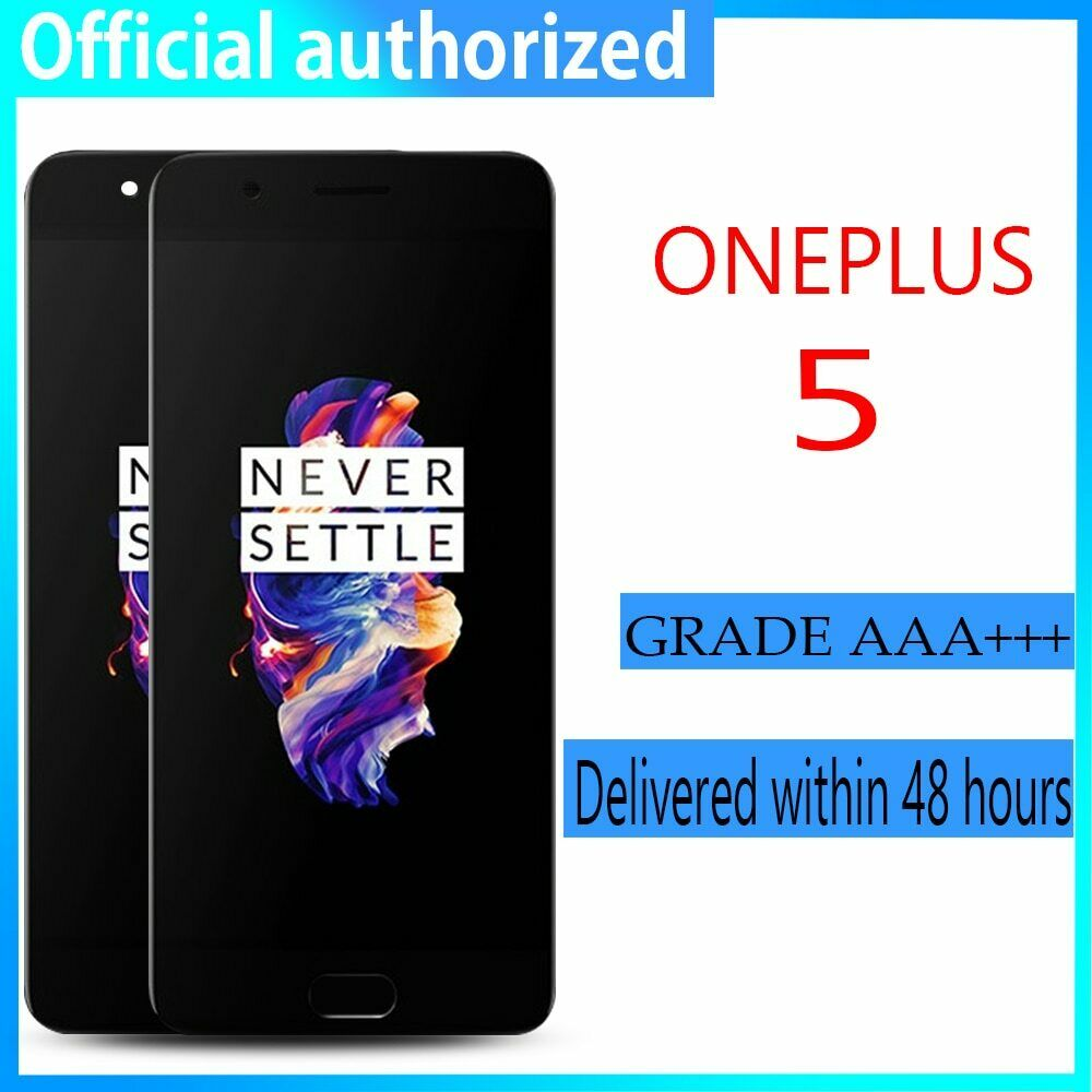 TFT/AMOLED LCD For Oneplus 5 Display For Oneplus A5000 Touch