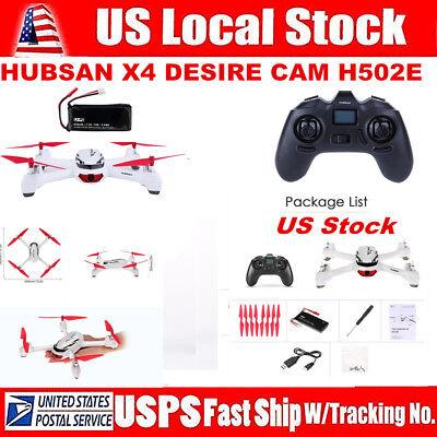 Hubsan X4 H502E GPS Drone Quadcopter 6 Axis 4CH 720P HP Camera Altitude RTF USA