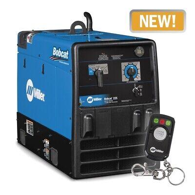 Miller Bobcat 225 Kohler Weldergenerator With Remote Startstop 907791001