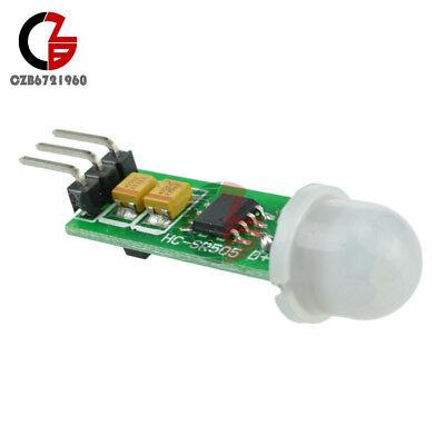 2pcs Hc-sr505 Mini Infrared Pir Body Motion Sensor Infrare Sr505 Detector Module