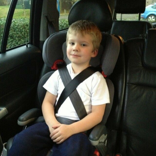 Belt Upp - Seatbelt Strap Extended Child Safety Seat Belt - NEW
