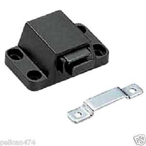 10kg HOLD LOFT DOOR TOUCH CATCH Hatch Push TO OPEN Attic Cupboard Latch Surface