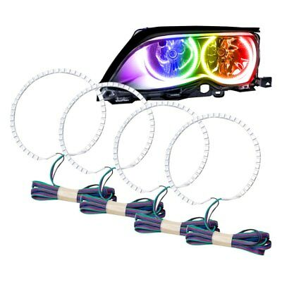 For BMW 325Ci 01-05 Oracle Lighting SMD ColorSHIFT Dual Halo kit for Headlights