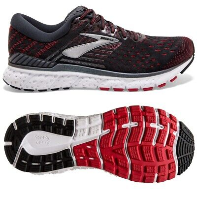 BROOKS TRANSCEND 6 MENS CUSHION SUPPORT GYM RUNNING TRAINERS SHOES 7 8 9 11