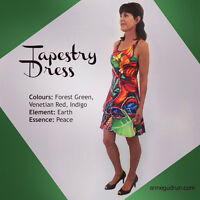 Fashion Art - The Tapestry Dress