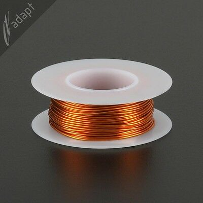 Magnet Wire Enameled Copper Natural 20 Awg Gauge 200c 18 Lb 40ft