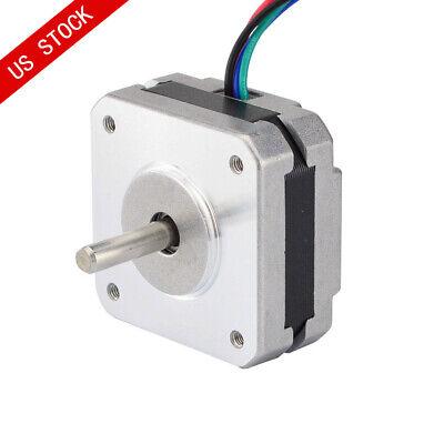 1359ncm Nema 17 Stepper Motor Bipolar 4 Wires Diy Cnc 3d Printer Reprap Robot