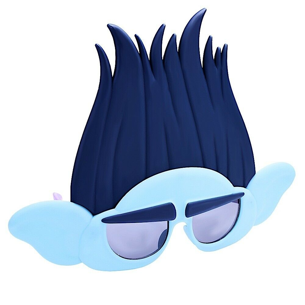 Trolls Branch Costume Sunglasses Party Favor Shades Sun-Stac