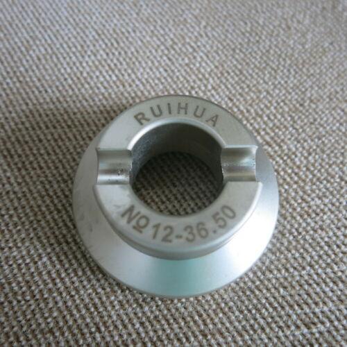 30.5mm 31.5mm 32.5mm 33.5mm 34.5mm 35.5mm 36.5m Watch Case Back Opener Die G5539