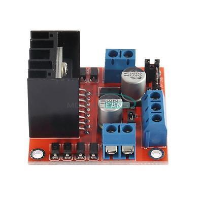Stepper Motor Drive Controller Board Module L298n Dual H Bridge Dc For Arduino M