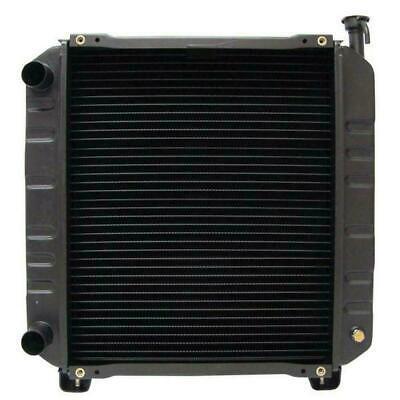 New R7564 Radiator Fits Case-ih