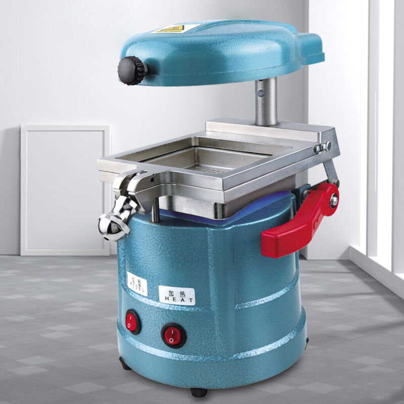 Dental Vacuum Forming Molding Machine Former  Thermoforming Shapinmg Device