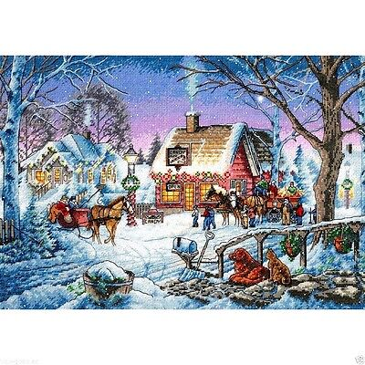 """Dimensions Gold Counted Cross Stitch kit 16"""" x 11"""" ~ SWEET MEMORIES Sale #08816"""