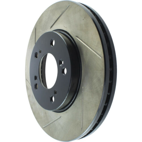 Disc Brake Rotor-Coupe Front Right Stoptech 126.40033SR