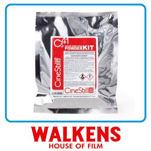 CineStill Cs41 Colour Developing Powder Chemicals