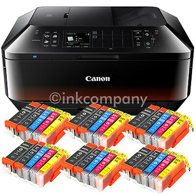 SparSet Canon Pixma MX925 DRUCKER SCANNER KOPIERER FAX WLAN +30x XL TINTE NEU