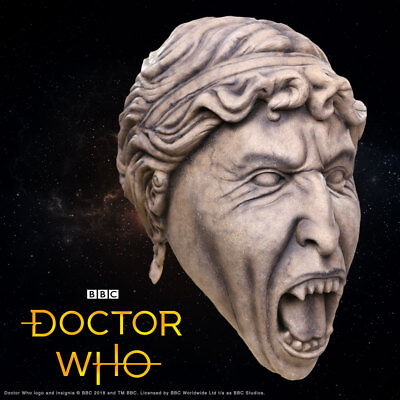 Weeping Angel Mask (BBC Official Licensed MFX Wearable Mask Weeping Angel (NEW TO 2018) Prop)