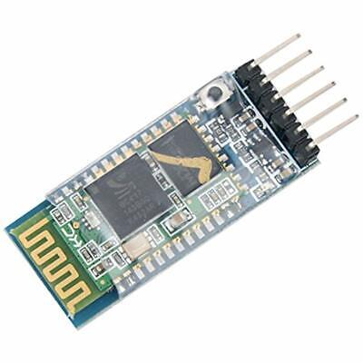 Hc-05 6 Pin Wireless Bluetooth Rf Transceiver Module Serial Bt For Arduino