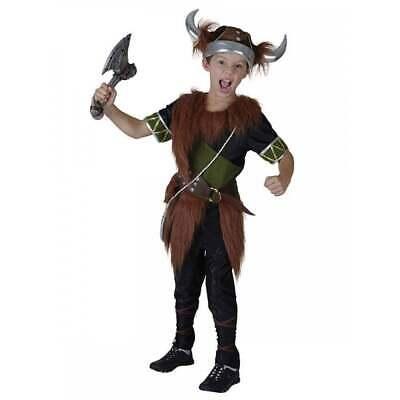 Viking Boy Kids Costume Nordic Warrior Childs Historical - Viking Boy Kostüme