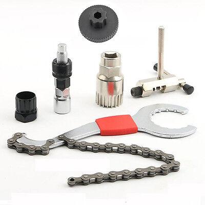 Repair Tool Kit Maintenance Set for 6 - 10 Speeds Mountain B