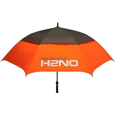 SunMountain H2NO Regenschirm orange UVP 49,95€ NEU SALE