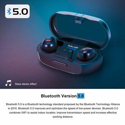 Bluetooth Kopfhörer Headset  für Huawei Mate 20 Pro / Mate 20 Lite / Nova 3 /P20