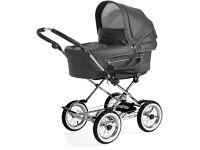 emmaljunga Pram/Pushchair and Accessories - Grey
