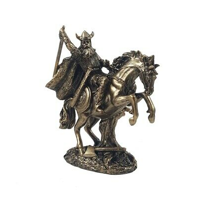 Dekofigur Odin Vikinger Germane Valhalla Vikings Wikinger Krieger ASA018