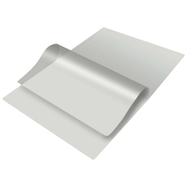 ECONOMY 250mic A4 100 LAMINATING POUCHES  ***SUPERB PRICE!!!***