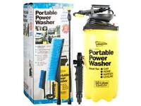 Streetwize 10l Portable Power Sprayer
