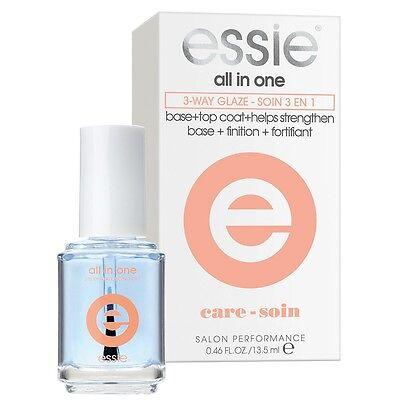 Three Way Glaze - *** Essie Nail Polish ~~ 3 Way Glaze Three way Glaze ~~ 0.46 oz
