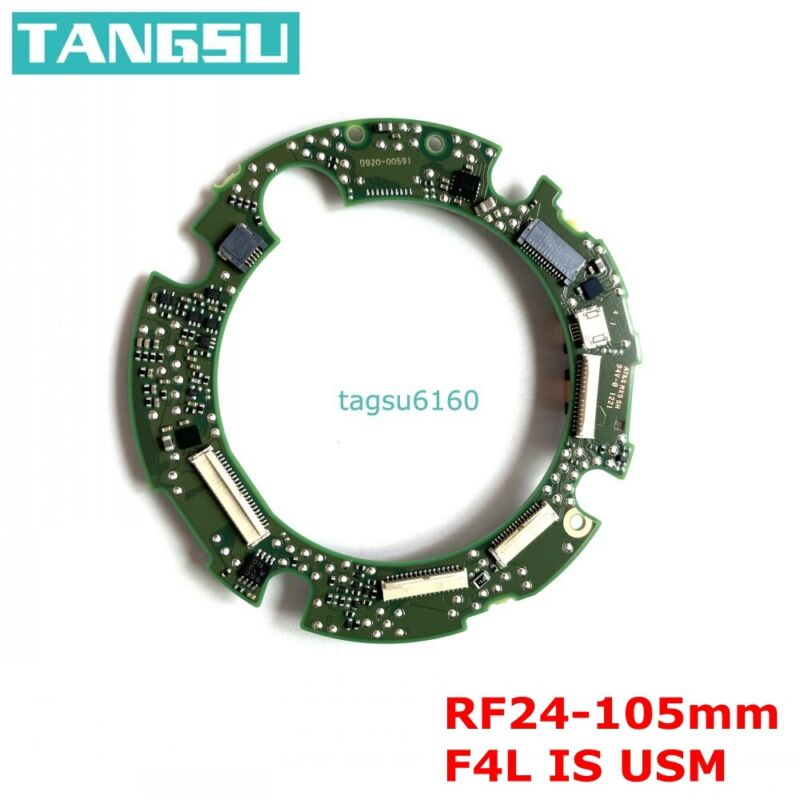 Lens Mainboard Motherboard Main Driver PCB ASSY For Canon RF 24-105mm F4L IS USM
