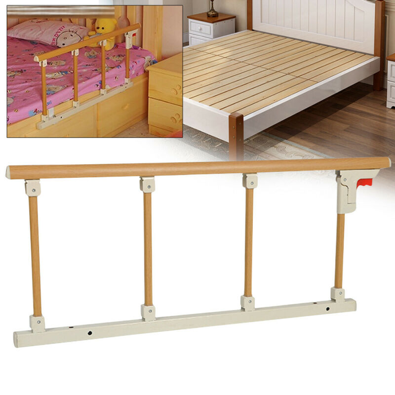 Bed Rail Safety Assist Handle Bed Railing Sides Rails for Elderly Adults 94*35cm