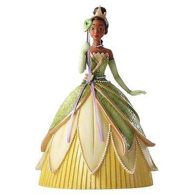 Disney Showcase Tiana Masquerade Haute Couture Figurine New Boxed 4050317