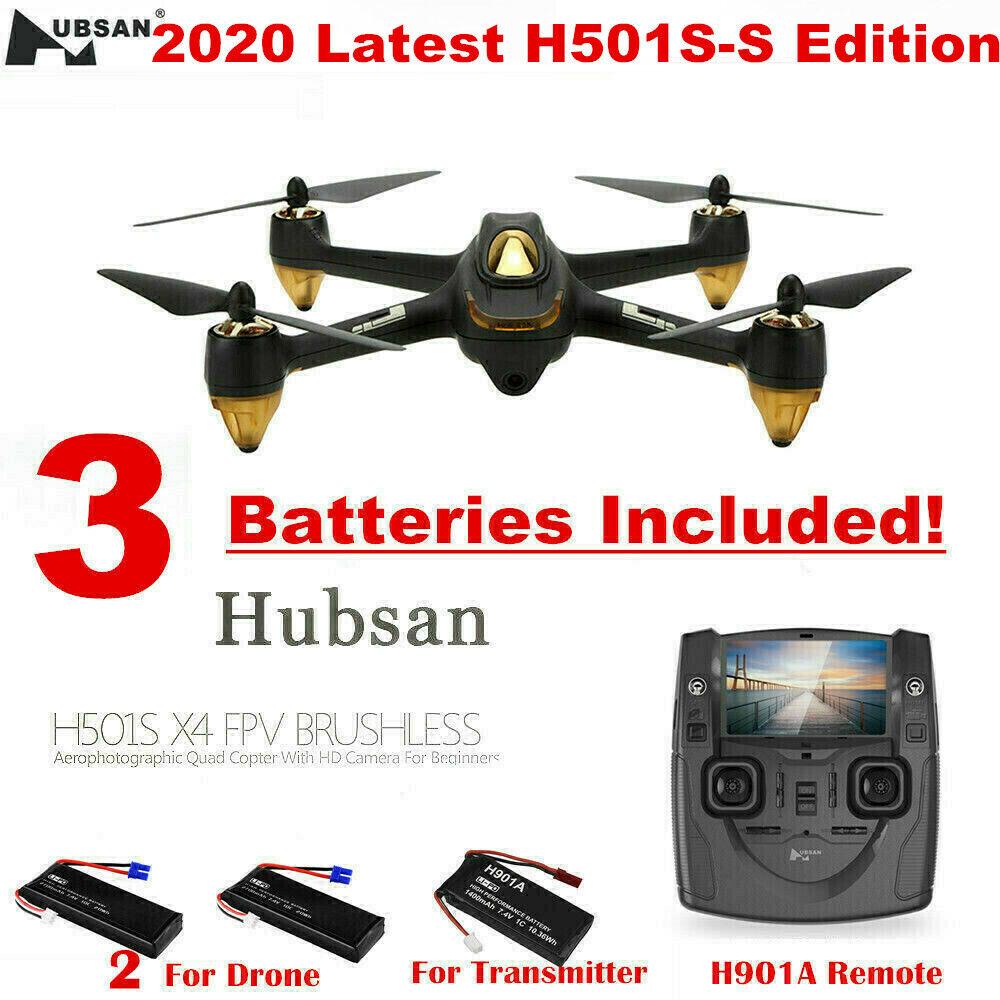 Hubsan X4 H501S S Drone 5.8G V...