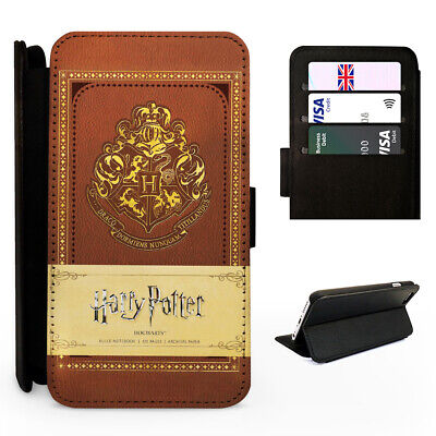 Harry Potter Book Cover - Flip Phone Case Cover - Fits Iphone / Samsung