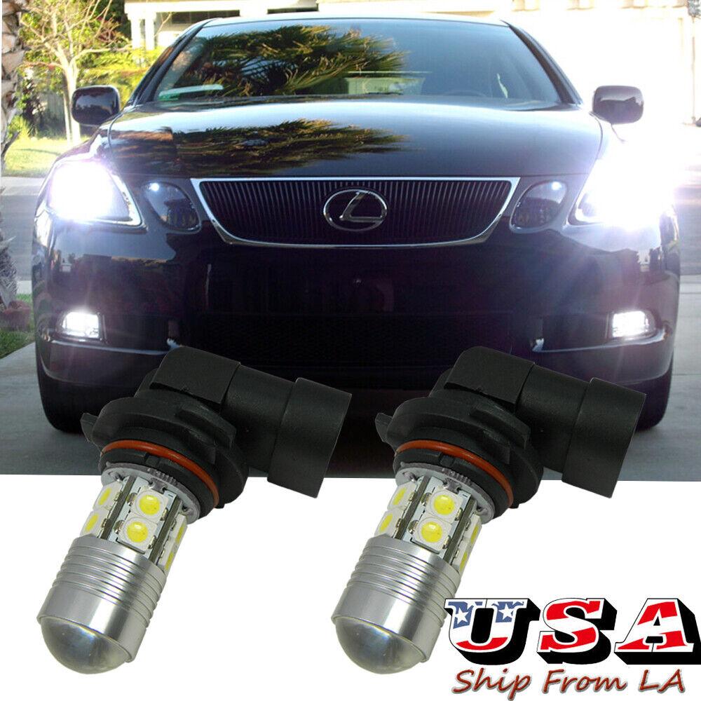 Fits Lexus GS et est lll Fog Light Drivers Side