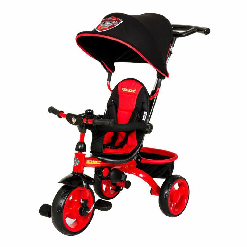Kids Embrace PAW Patrol Marshall 4 in 1 Push & Pedal Trike & Stroller