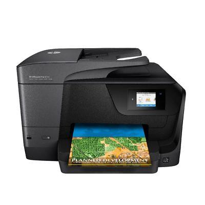 HP OfficeJet Pro Wireless Inkjet MFC Printer 8710
