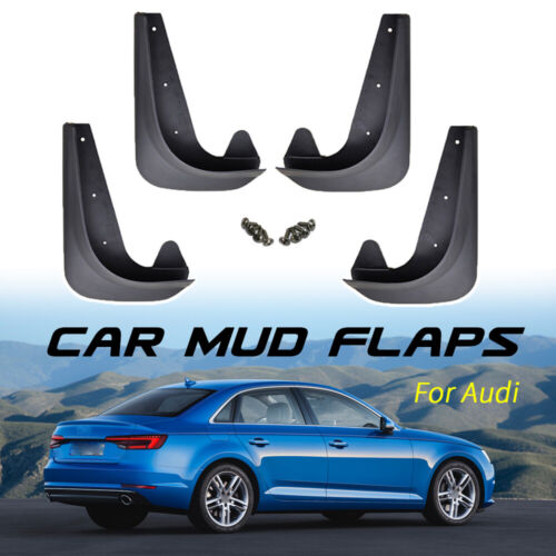 A4 A6 Universal Fit Moulded Mudflaps Front or Rear