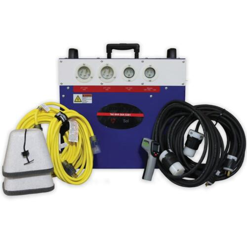 Hotel Bed Bug Heater System * Model BBHD-12 * Industrial Bed Bug Exterminator!